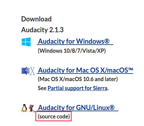 Como compilar um programa a partir de um SOURCE CODE