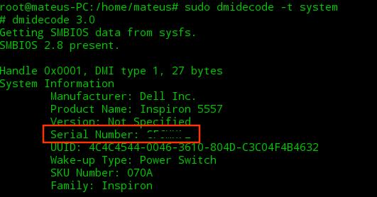 Como atualizar a BIOS de equipamentos DELL no Linux