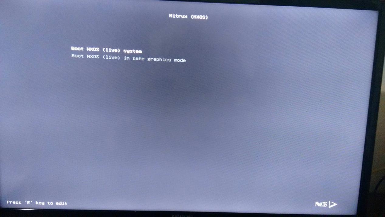 Análise da Distribuição Linux Nitrux 1.0.3.