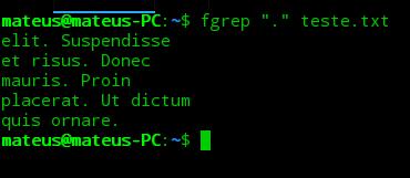 Dica LPIC-1: Qual a diferença entre GREP, EGREP e FGREP?