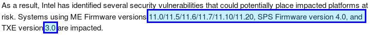 Descubra se seu processador Intel possui vulnerabilidade de firmware