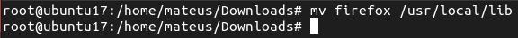 Como instalar e criar um lançador do Firefox Quantum