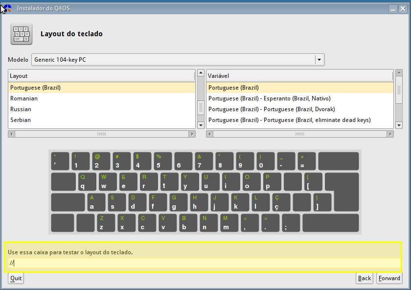 Análise da Distribuição Linux Q4OS