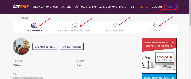 Conquiste sua tão sonhada certificação com a OUTCERT