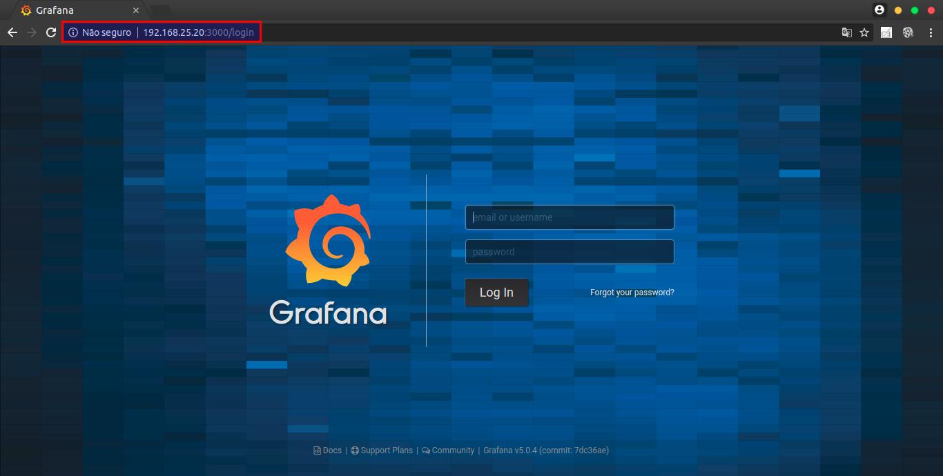 Realizando a integração entre Grafana e Zabbix no Linux