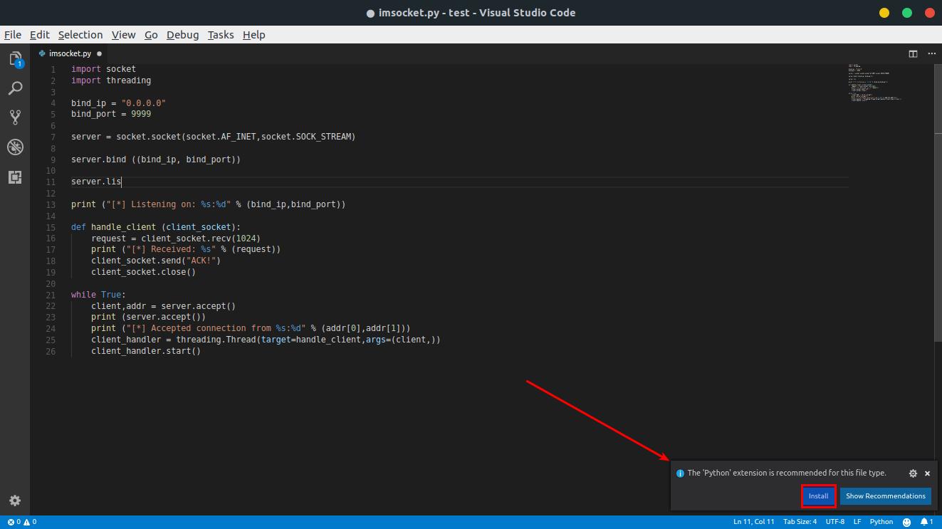 Microsoft Visual Studio Code! A MELHOR ferramenta de desenvolvimento para Linux