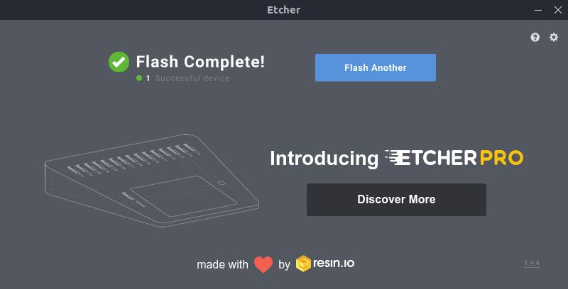 Criar pen drive bootável no Linux com o Etcher SEM DOR DE CABEÇA