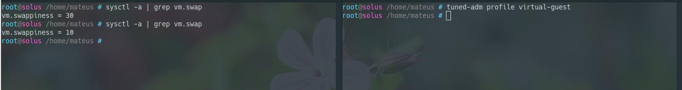 Tunando seu sistema Linux com Tuned
