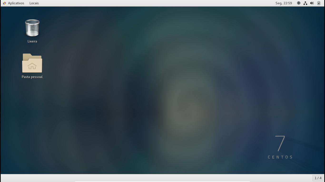 Instalando uma INTERFACE GRÁFICA no Linux CentOS 7