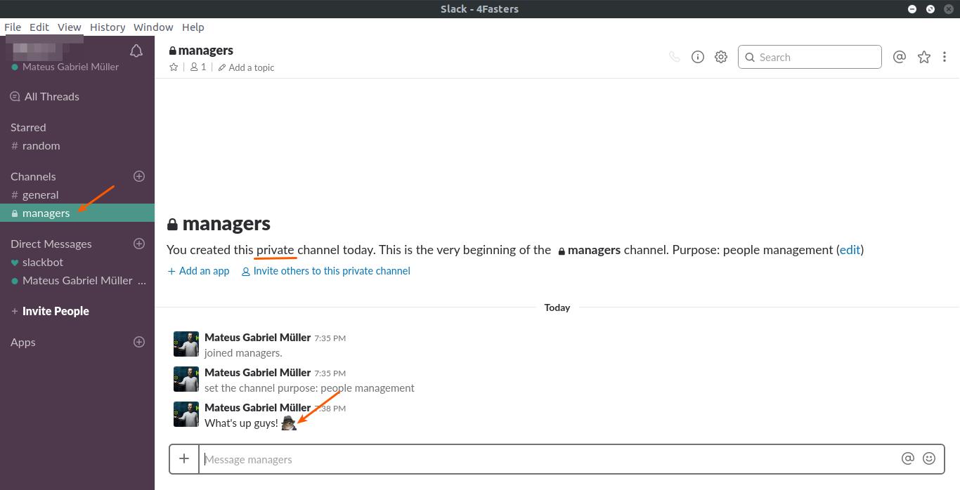 Facilite a comunicação entre sua equipe com o Slack